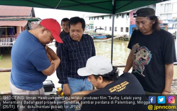 Mulai Shooting, Biopik Taufiq Kiemas Bakal Tayang Maret 2019 - JPNN.COM