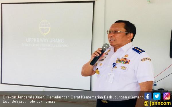 Petugas Amankan 95 Travel Gelap Pembawa 719 Pemudik - JPNN.com