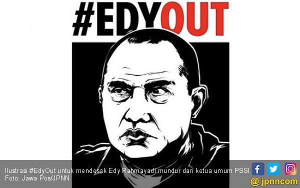 Siap Dimusuhi, Manajer Persib Dukung #EdyOut - JPNN.COM