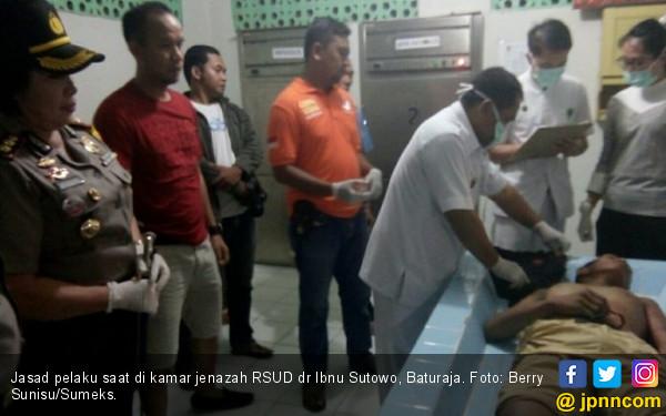 Begal Sadis Pembunuh Satria Meregang Nyawa Ditembak Polisi - JPNN.COM