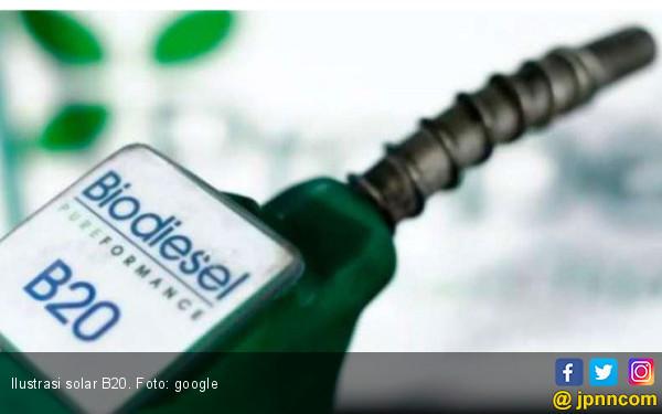 Terminal Bahan Bakar Minyak Gunung Sitoli Salurkan Biodiesel B20 - JPNN.com