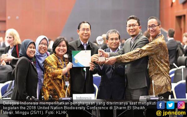 Indonesia Raih Gold Award Dalam CHM Award Ceremony - JPNN.COM