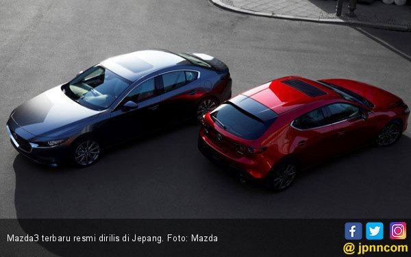 Lagi-Lagi Mazda3 Kena Recall, Kini Terkait Masalah di Jok - JPNN.com