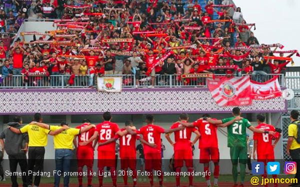 Gagal Juara, Pelatih Semen Padang Bilang Begini - JPNN.COM