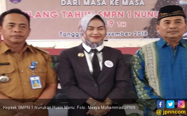 Sekolah Perbatasan Kekurangan Guru Mapel Bahasa Indonesia - JPNN.COM