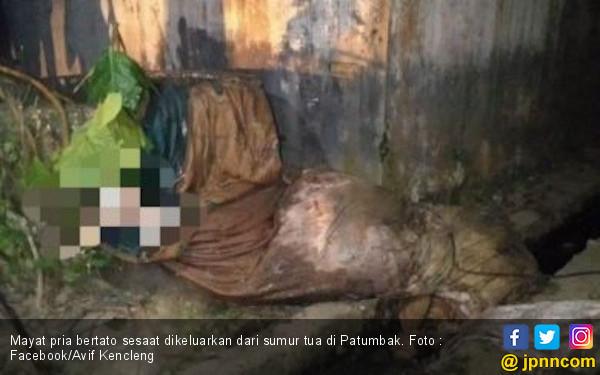 Sudah Teridentifikasi, Pembunuh Pria di Dalam Sumur Diburu - JPNN.COM