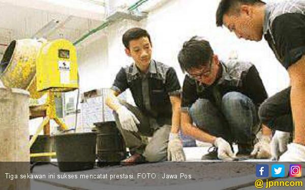 Hebat, Mahasiswa Petra Surabaya Juarai Kontes Internasional - JPNN.COM