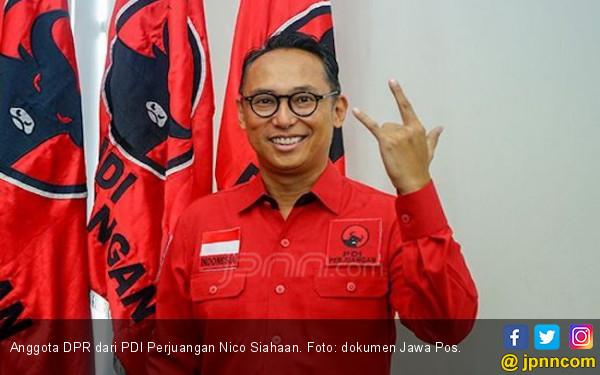 Penjelasan Nico Siahaan soal Duit dari Bupati Cirebon - JPNN.COM
