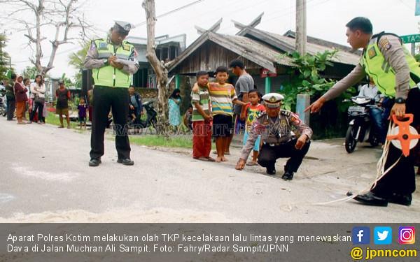 Kecelakaan Maut! Siswa SD Meninggal, Ya Ampun Kondisinya - JPNN.COM