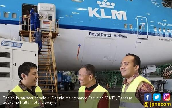 Pesawat di Langit, Warna Kuning di MCC - JPNN.COM