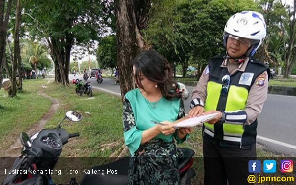 Hasil Tilang di 2019 Beri Tambahan ke Kas Negara Sebesar Rp 12,7 Miliar - JPNN.com
