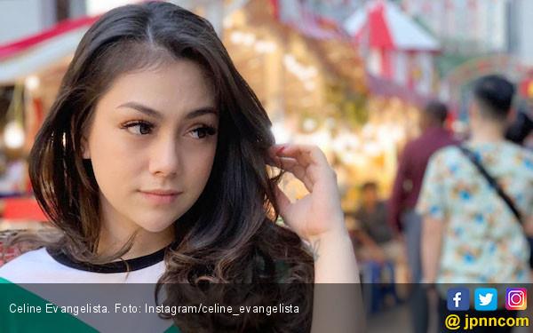 Celine Evangelista Penyebab Vicky dan Kalina Batal Nikah? - JPNN.com