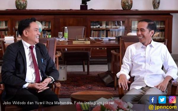 4 Komponen Tim Kuasa Hukum Jokowi – Ma'ruf Siap Hadapi Sidang di MK - JPNN.com