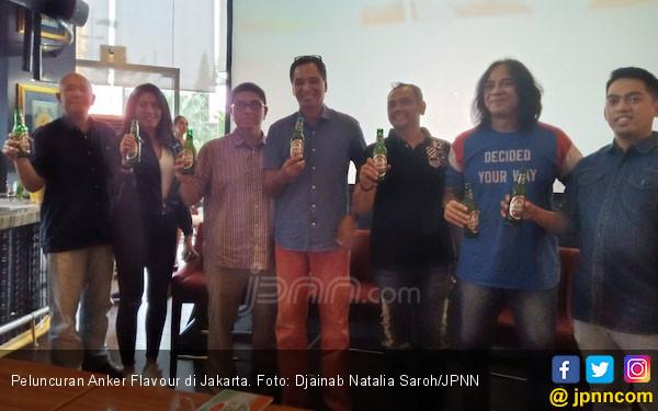 Rasakan Sensasi Baru Minum Bir Rasa Buah dari Anker Flavour - JPNN.COM
