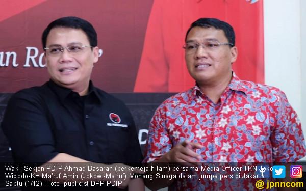 Dukungan TKN Jokowi untuk Basarah soal Soeharto Guru Korupsi - JPNN.COM