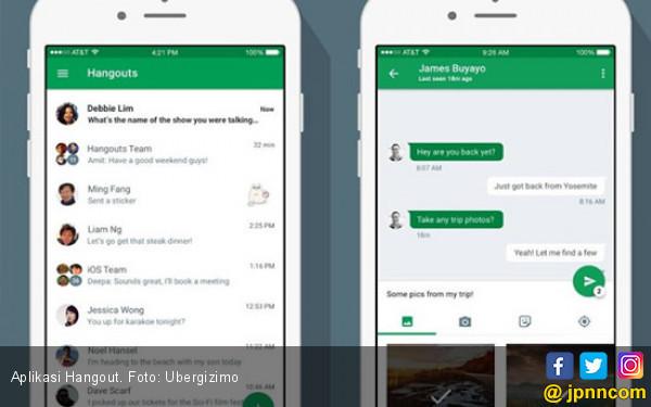 Google Segera Tutup Aplikasi Hangouts - JPNN.COM