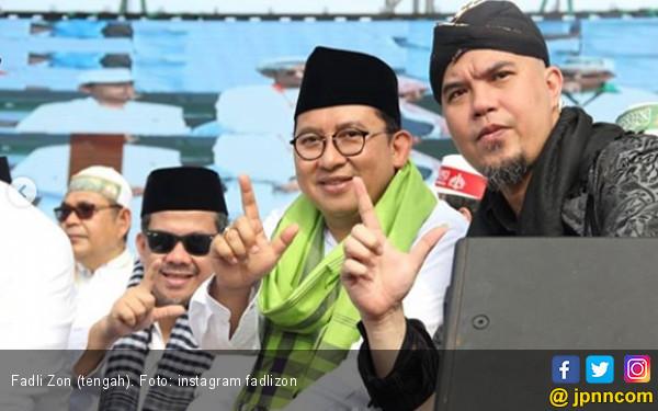 Fadli Zon Tak Mau Jokowi Diapresiasi karena Dana Desa - JPNN.COM