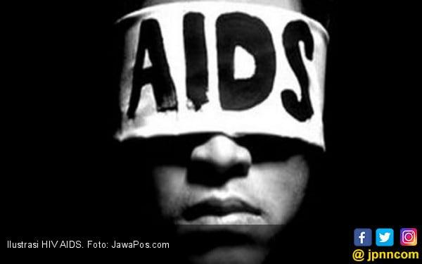 35 Napi Rutan Mengidap HIV Aids - JPNN.com