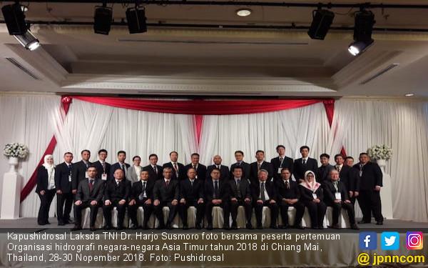 Indonesia Mendapat Apresiasi dari Forum EAHC di Thailand - JPNN.COM