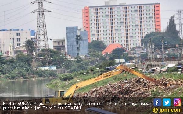 Pemprov DKI Kebut Normalisasi Sungai dan Proyek Waduk - JPNN.COM