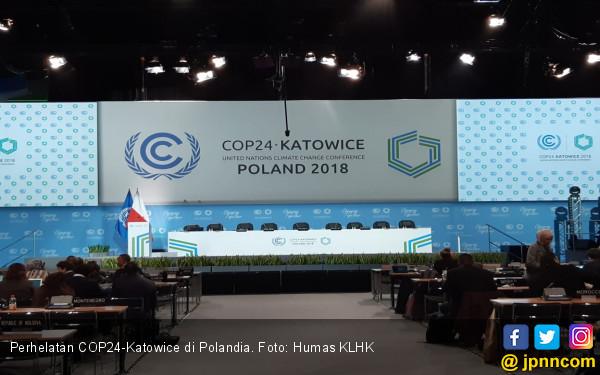 Delegasi Indonesia Siap Sukseskan COP 24 Katowice - JPNN.COM