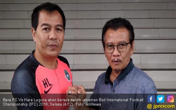 Hara Laguna Waspadai Bara FC di Bali IFC 2018 - JPNN.COM