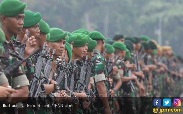 KKB Papua Diprediksi Sudah Menunggu Tim Gabungan TNI - Polri - JPNN.COM