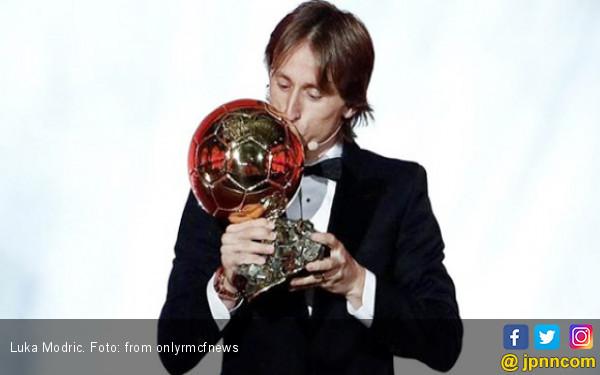 Luka Modric: Saya Menyukai Italia