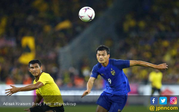 Dramatis! Singkirkan Thailand, Malaysia ke Final Piala AFF - JPNN.COM