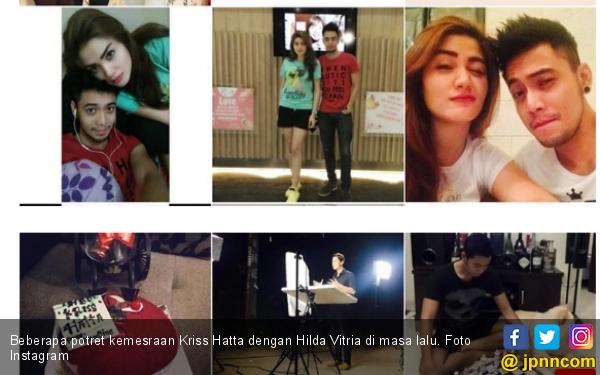 Benarkah Hilda Vitria Sempat Hamil? Begini Respons Kriss Hatta - JPNN.com