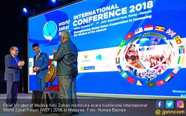 Chief Minister of Melaka Buka WZF 2018 - JPNN.COM