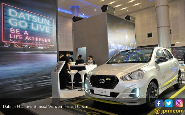 Dibuat Terbatas, Ini Perincian Harga Datsun GO Live - JPNN.COM