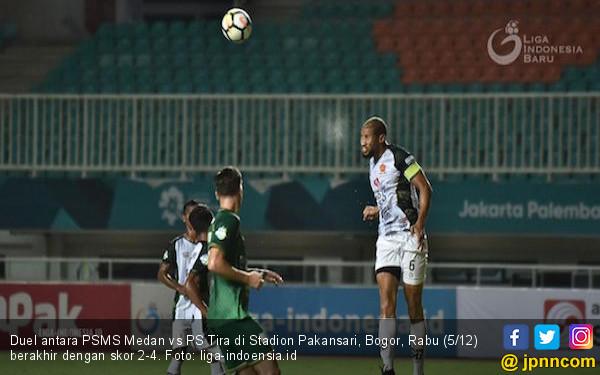 Kalah dari PS Tira, Peluang PSMS Tetap di Liga 1 Makin Tipis - JPNN.COM
