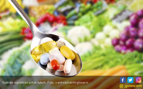 Ingat! Vitamin dan Suplemen Tidak Melindungi Anda dari Corona - JPNN.com