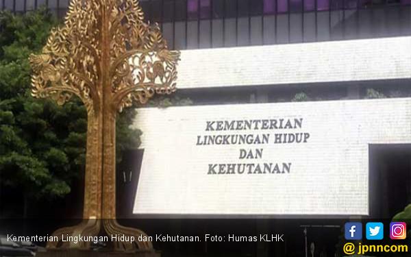 KLHK Canangkan Target Pembangunan 2019 - JPNN.COM