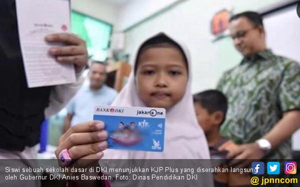 KJP Plus Jangkau 805.015 Pelajar di DKI - JPNN.COM