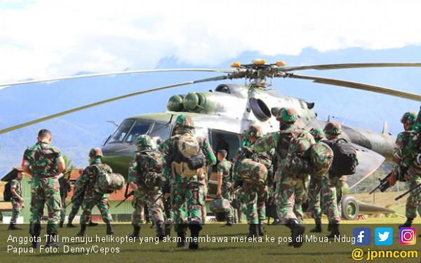 Ini Versi OPM soal Penembakan di Nduga: Ada TNI, Kami Serang - JPNN.com