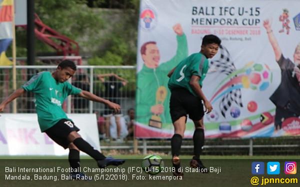 Bara FC Berharap Jadwal Semifinal Bali IFC U-15 Bisa Diubah - JPNN.COM
