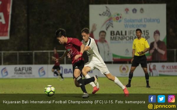 Tim Asal Filipina Berharap Bali IFC U-15 Digelar Tiap Tahun - JPNN.COM