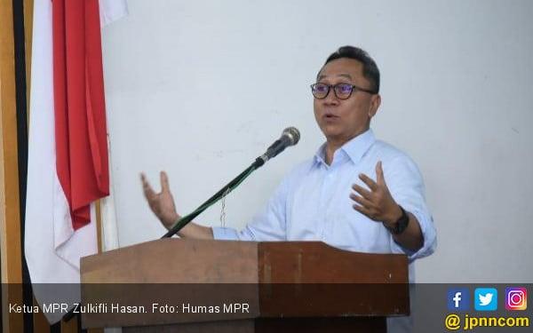 Ketua MPR Ajak Pemilu Damai - JPNN.COM