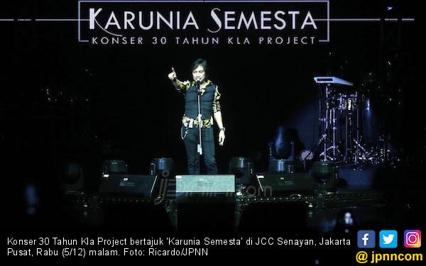 Intim dan Syahdunya Konser Karunia Semesta - JPNN.COM