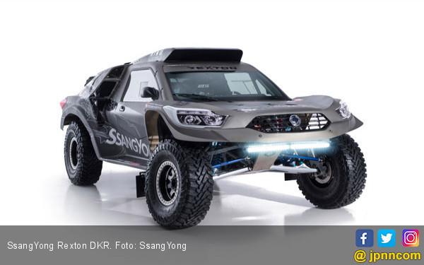 Jagoan Baru Asal Korea di Reli Dakar 2019 - JPNN.COM