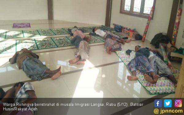Pemda Minta Pusat Ikut Tangani Warga Rohingnya di Aceh Timur - JPNN.COM