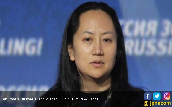 Putri Bos Huawei Ditangkap, AS - Tiongkok Panas Lagi - JPNN.COM