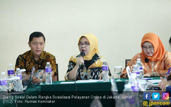 Kemnaker Siapkan Layanan Pengesahan PP dan Pendaftaran PKB - JPNN.COM