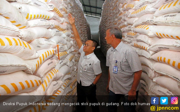 Pupuk Indonesia Amankan Realokasi Pupuk Bersubsidi - JPNN.COM