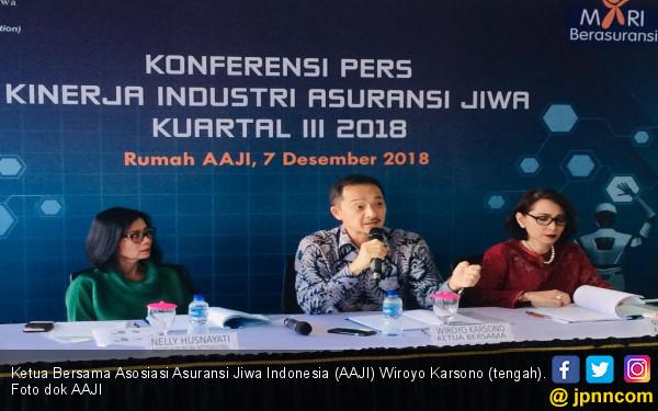 Kuartal III, Industri Asuransi Jiwa Terus Tumbuh - JPNN.COM
