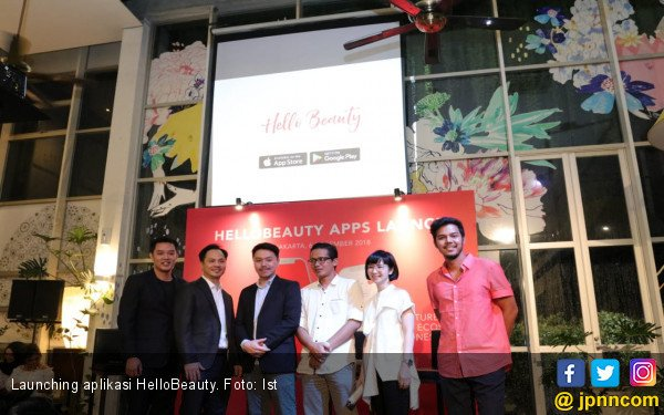 Aplikasi HelloBeauty Hadirkan Beragam Layanan Kecantikan - JPNN.COM