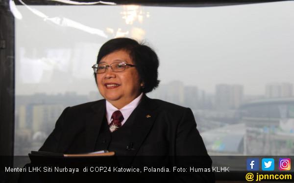 Menteri Kabinet Kerja Bahu-membahu Kawal Perubahan Iklim - JPNN.COM
