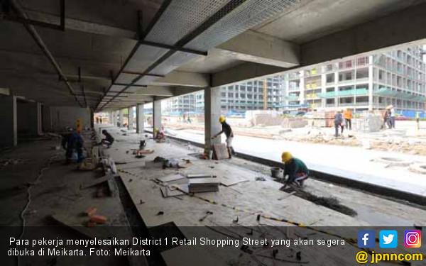 Restoran dan Tenant Ciptakan Lapangan Kerja di Meikarta - JPNN.COM